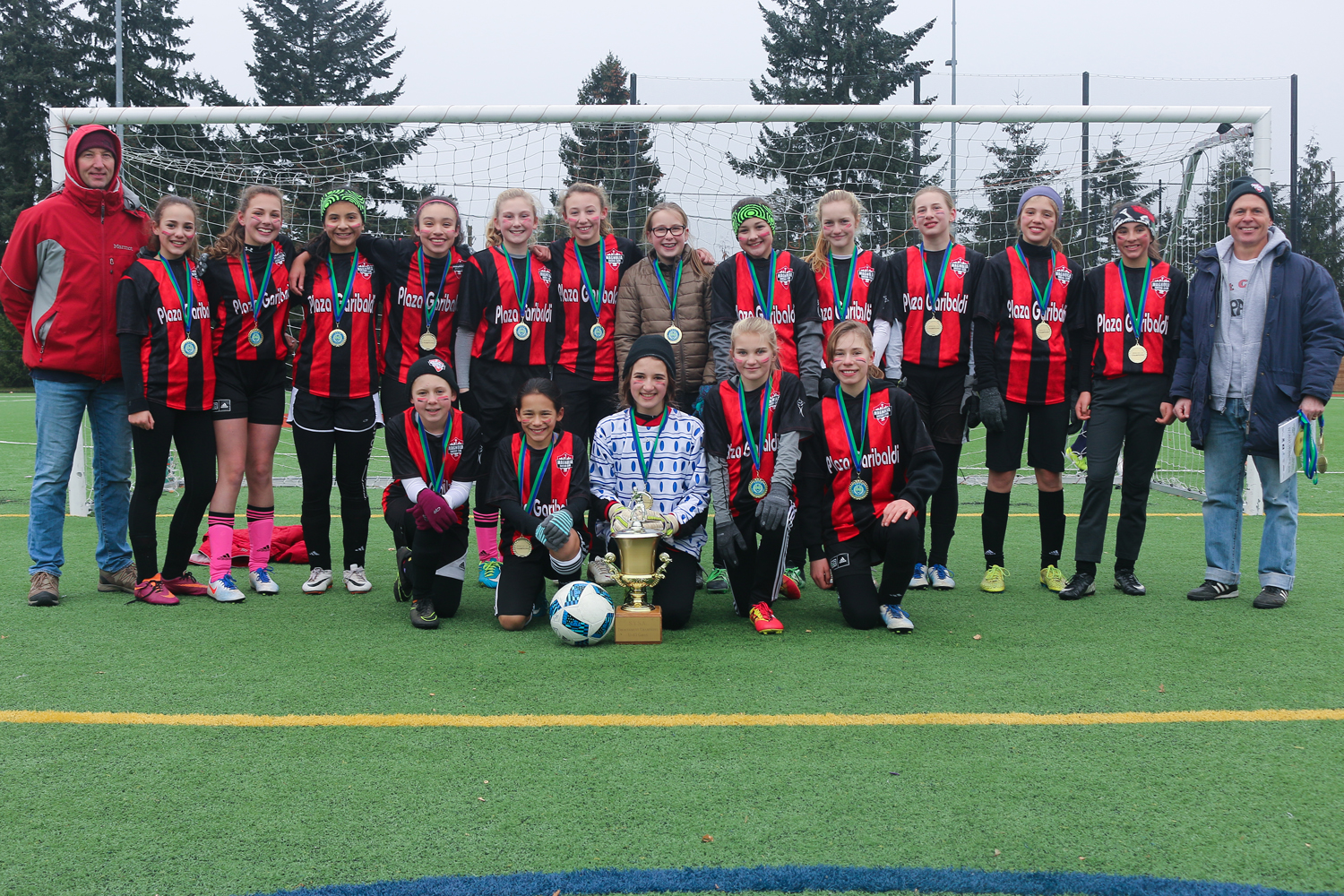 GU13 Jet City Panthers